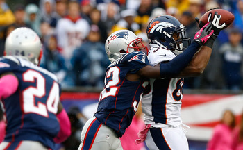 McCourty didn't make the same plays he did last week.