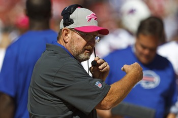 Chan Gailey needs to oversee defense too