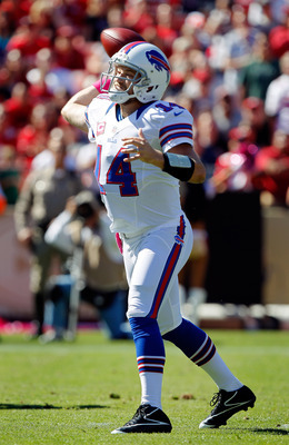 Fitzpatrick continued to struggle for the Bills.