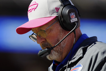 Chan Gailey should feel the proverbial seat getting much warmer.