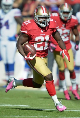Bills allowed Frank Gore to rush for over 100 yards