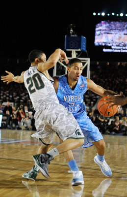 The Spartans started off last season with losses to North Carolina and Duke consecutively