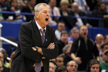 Calhoun leaves the UCONN program embroiled in scandal.