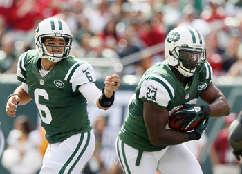 The New York Jets have had a rough go of it so far in 2012.