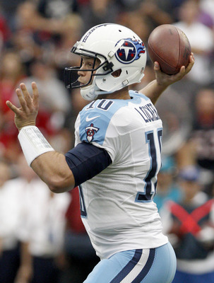 Perhaps Jake Locker has returned by Week 14.