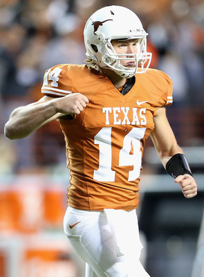David Ash will try and prevent the Longhorns from having their annual mid-season collapse
