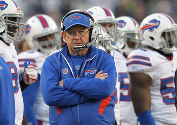 Gailey improved the Bills offense, but there is a lot more to being a head coach.