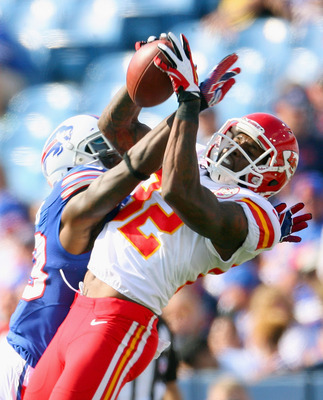 Dwayne Bowe would be a welcome addition to the Bills.