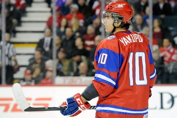 "Yakupov is a throwback style player who should conjure images of the ""Russian Rocket,"" Pavel Bure."