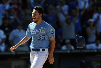 Kansas City Royals first baseman Eric Hosmer