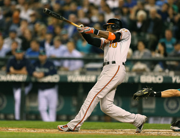 Jones must deliver in a big way if the O's want to knock off the Bronx Bombers.