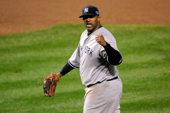 Sabathia must lead the pitching staff if the Yankees are to win it all.