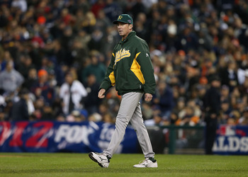 Melvin hopes the A's live to fight until Wednesday at least