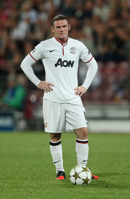 Wayne Rooney is a two-time England Player of the Year and one of the stars of this year's Champions League.