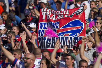 Williams has done nothing so far to earn the admiration of Bills fans.