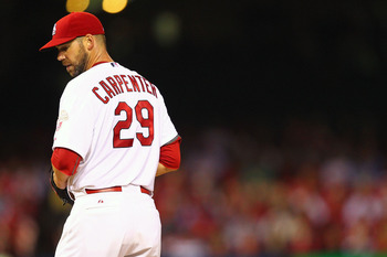 Can Chris Carpenter recapture the glory of 2011?