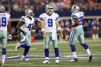 Tony Romo and the Cowboys had two weeks to think about the bad loss to Chicago.