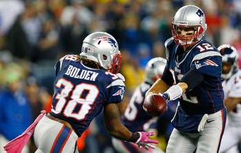 The Patriots might not be favored by this few points the rest of the season.