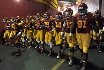 A Nov. 3rd date with the USC Trojans looms large.