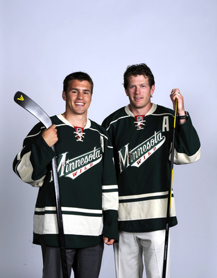 The Minnesota Wild, one of the NHL's smaller-market teams, signed Zach Parise and Ryan Suter this summer.