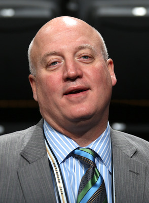 NHL Deputy Commissioner Bill Daly.