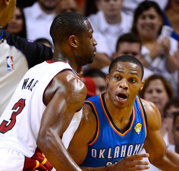 "Westbrook and Wade face the same ""problem."""