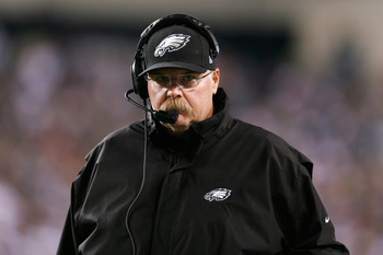 Although he's one of the most accomplished coaches in the NFL, Andy Reid always seems to be on the hot seat.