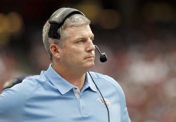 The Titans have gotten off to an awful start in 2012, and Munchak's job is in jeopardy.