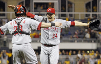 Homer Bailey has been nearly unstoppable in his last two starts.