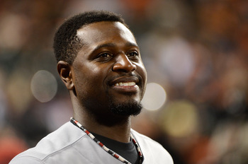 Brandon Phillips is 5-for-10 in the NLDS.