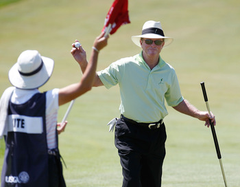 Tom Kite was PGA Tour Player of the Year in 1989.