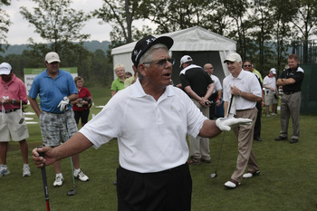 Lee Trevino is still one of golf's funny men.