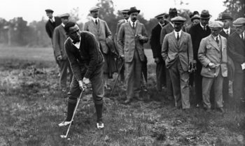 Walter Hagen was one of the greats of his time.