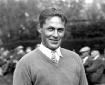 Bobby Jones won the first Grand Slam.