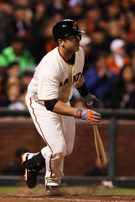 Catcher Buster Posey led the San Francisco Giants in home runs at home with seven.