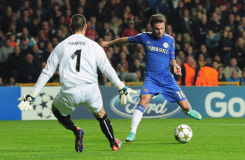 Mata has proven that he can score as well as distribute.