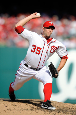 Nationals reliever Craig Stammen now has an 11.57 ERA in the NLDS.