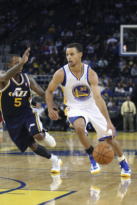 Stephen Curry hopes to lead the Dubs to the postseason.