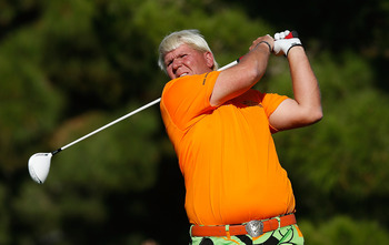 John Daly has become more of a sideshow than an attraction.