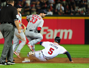 The Cardinals always seem to be inches from disaster, yet they keep winning.