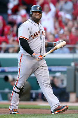 "The ""Panda"" and most of the Giants regulars have struggled against Mat Latos throughout their careers."