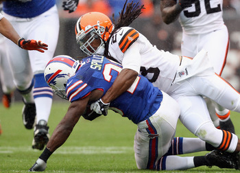 To the relief of Bills fans, Spiller's shoulder injury turned out not to be the broken collarbone that was originally feared.