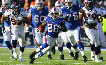 Buffalo expects Spiller to produce for them for years to come.