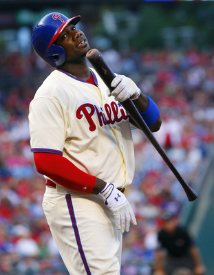 Ryan Howard must prove himself after a disastrous 2012 season