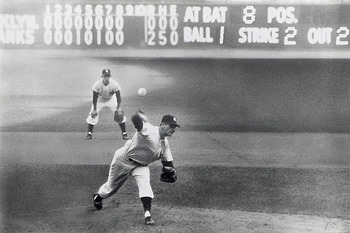 Don Larsen's perfect game is unmatched.