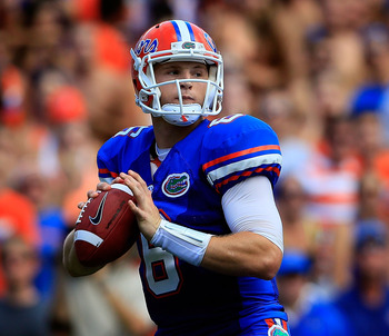 Jeff Driskel has made timely plays, but has more big-play potential.