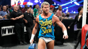Will Ziggler even be on the show? (Photo Credit: WWE.com)