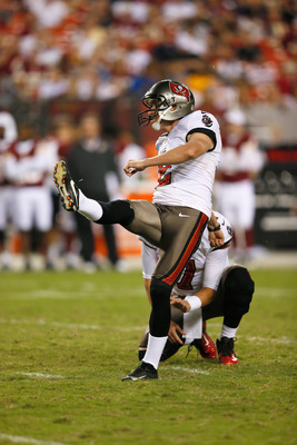 Kai Forbath had a good preseason with the Buccaneers, so the Redskins will hope that continues into the regular season.