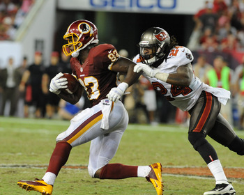 Fred Davis will be vital to the Redskins on Sunday, regardless of who is under center.