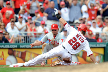 Frandsen is not the solution to the Phillies' third-base dilemma